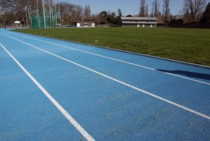 Questions are being asked in council over the use of the Masterton athletics track.