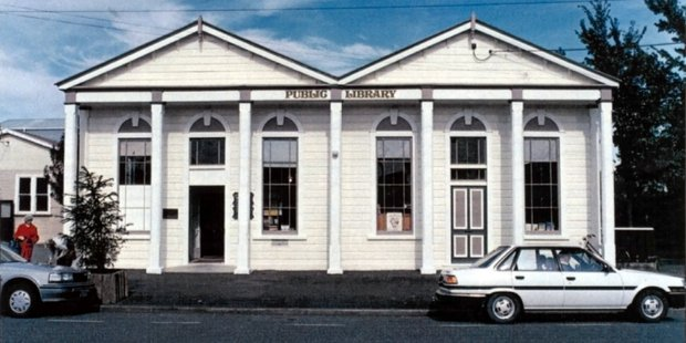 Information released by the three Wairarapa district councils shows no one has been trespassed from the library  in Carterton, or Martinborough, in the last three years. PHOTO/FILE