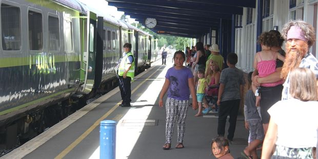 Wairarapa commuters are pushing for more weekend services to and from Wellington. PHOTO/FILE