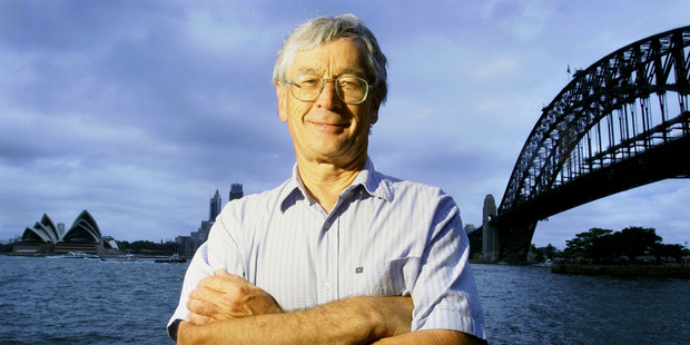 Businessman Dick Smith.