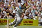Martin Crowe of New Zealand on his way to an unbeaten century in the World Cup match against Australia at Eden Park in Auckland, New Zealand. Photo / Getty Images