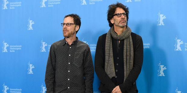 Director Ethan Coen (L) and Joel Coen. Photo / AP