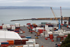 A new Napier Port wharf will allow for greater exports in bigger ships.