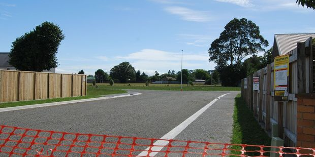 Development continues to boom in Carterton, with two new subdivisions about to be built off Belvedere Rd. PHOTO/ALISA YONG