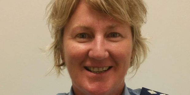 Police Inspector Donna Howard is taking over as Wairarapa area commander. PHOTO/SUPPLIED
