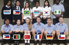 Waitakere College in Auckland has about 1300 students from 55 nationalities. Meet some of them Photo / Dean Purcell