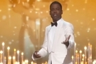 "Chris Rock, a stand-up comedian and actor himself, quickly addressed the issue, branding this year's Oscars the ""White People's Choice Awards"" then turning to calls for him to quit as host."