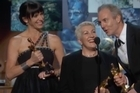 The talented New Zealand born woman, who worked behind the scenes on Mad Max: Fury Road took home the Make-up and Hair styling Oscar.