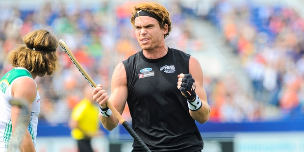 Tauranga's Andy Hayward could play a key role in the Black Sticks men's team to play four internationals against Malaysia in Mount Maunganui.