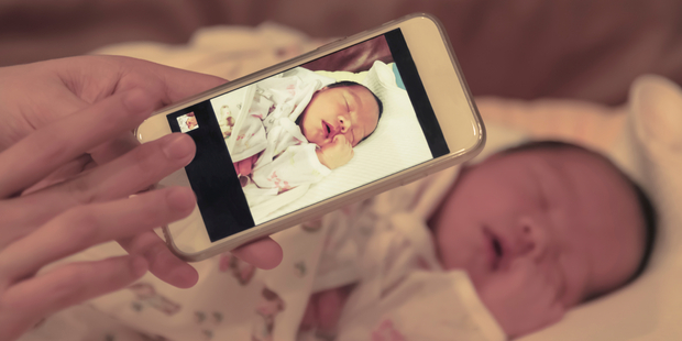 Children could sue parents over photos posted to social media. Photo / iStock