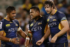 The Brumbies were impressive in round one against the Hurricanes. Photo / Getty
