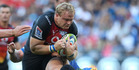 Adriaan Strauss of the Bulls. Photo / Getty