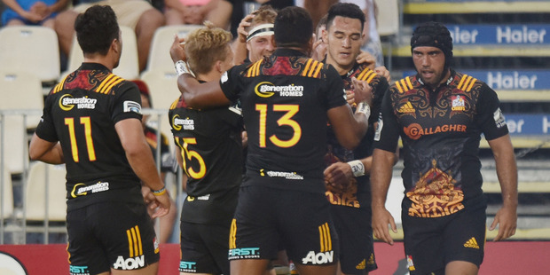 The Chiefs made minimal changes from the side who pipped the Crusaders. Photo / Getty