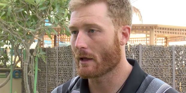 "Guptill said he ""felt numb and quite sad"" when he heard the news. Photo / Supplied"