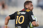 Watching Aaron Cruden in the line was akin to playing a game of human whack-a-mole. Photo / Getty