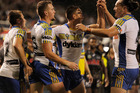 The Eels will face a rugged start against the Broncos. Photo / Getty
