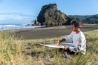 Fifteen-year-old Kehu Butler from Tauranga just signed on with Red Bull as New Zealand's first surf athlete.
