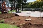 Work has started on a $100,000 revamp of Kaikohe skate park. Photo FNDC