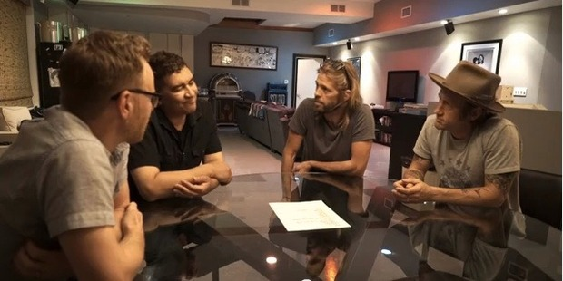 Foo Fighters band members sat down to discuss possible replacements for Dave Grohl.