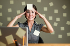 Like most things that require you to lift your game, beating impostor syndrome is largely about mind-set. Photo / iStock