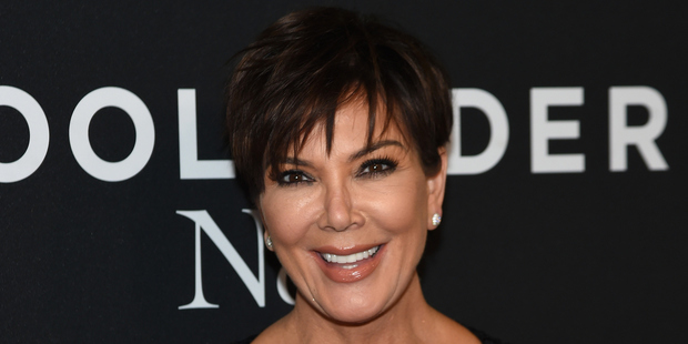 Kris Jenner has joked she'd like to ban son in law Kanye West from Twitter. Photo / Getty