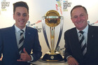 John Key with his son Max. He says his son gets a lot of flak online. Photo / Instagram