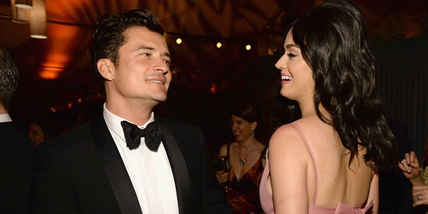 Orlando Bloom and Katy Perry have reportedly been dating since the Golden Globes, and have been spotted on holiday together. Photo / Getty