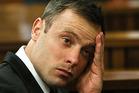 Oscar Pistorius shot dead his girlfriend Reeva Steenkamp on Valentine's Day three years ago. Photo / Getty Images
