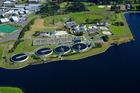 Rosedale treatment plant.