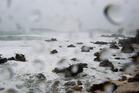 Wet weather in Tauranga. Photo/file