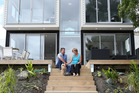 Herald Homes. 26 Kingsland Ave, Kingsland, Auckland, with developer Paul Hefer. 2 March 2016 New Zealand Herald Photograph by Fiona Goodall / Getty Images.