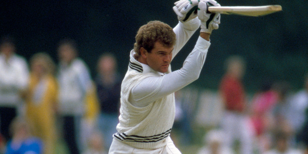 Loading Martin Crowe at the height of his cricket career. Photo / Getty Images