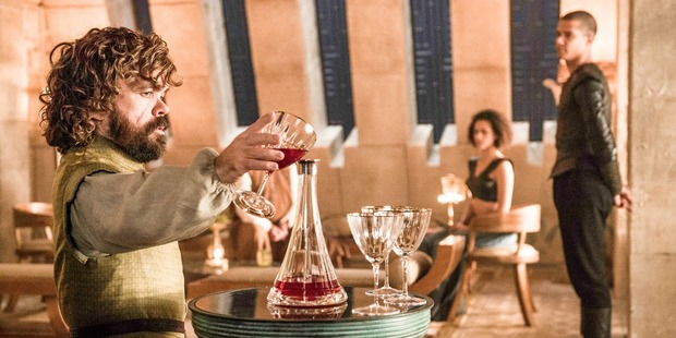 A scene from the upcoming season of Game of Thrones. Photo / HBO