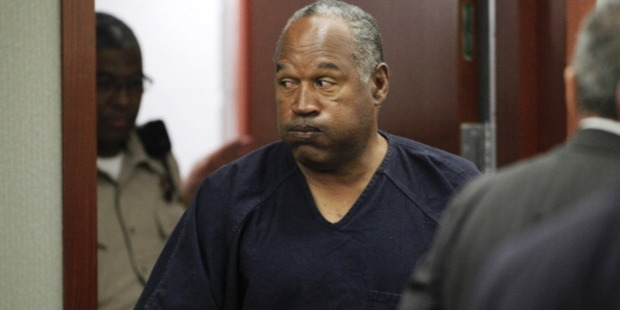 O.J. Simpson in court in 2013. Photo / Getty Images