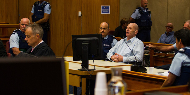 Russell John Tully was found to be mentally capable of facing charges of double-murder and attempted murder after a hearing under the Criminal Procedure Act 2003. Photo / Joseph Johnson