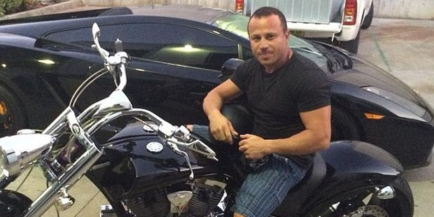 Michael Bassal was killed when Wayne Williams opened fired on him and his brothers. Photo / Facebook