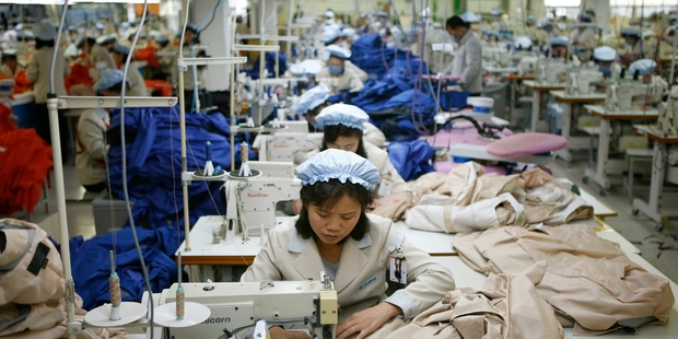 The jointly-run Kaesong industrial complex in North Korea has been closed. Photo / AP