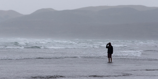 A rescue operation is underway in Raglan after a man was swept out to sea. Photo / File