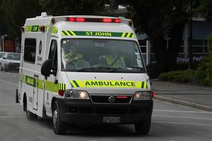 The boy was hit by a log at Point Lumber in Washdyke, Timaru, Photo / File