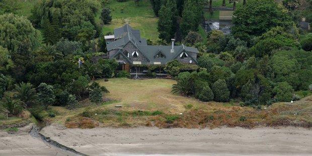 The property at Boat Shed Bay on Waiheke Island. Photo / File