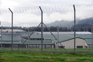 Rimutaka Prison, Upper Hutt. Photo / File