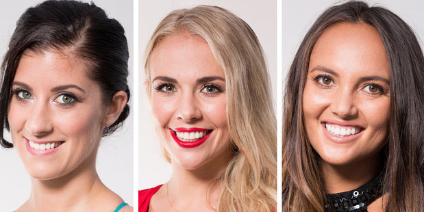 This year's Bachelorettes from the new season of The Bachelor NZ.