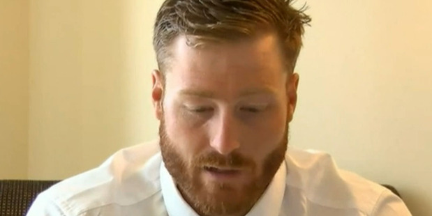 Tearful video tributes from Black Caps, Martin Guptill and Ross Taylor were also played at the funeral.