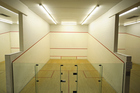Squash court. Photo / Getty Images