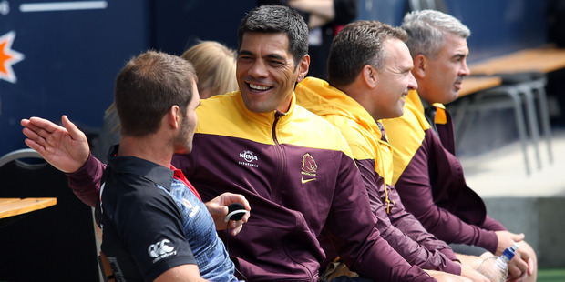 Stephen Kearney, Kiwis coach and Broncos assistant, has a unique insight on the Warriors. Photo / Getty