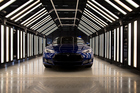 A Tesla Model S automobile. Photo / Bloomberg