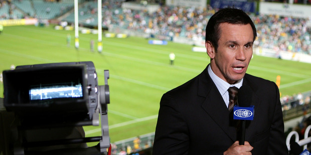 Matthew Johns has provided some advice for the Warriors. Photo / Getty