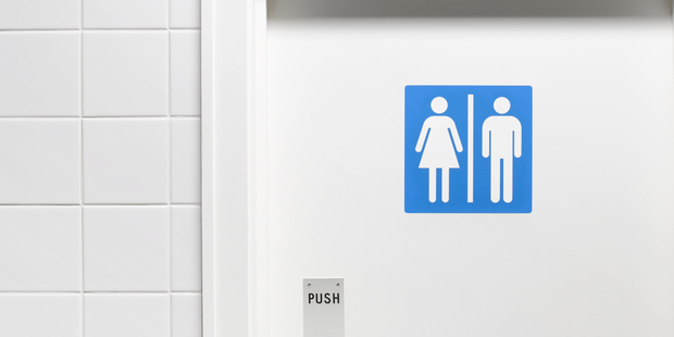 Wellington High School and Onslow College are offering the new bathrooms to help students feel more comfortable. Photo / Getty Images