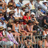 Part of the crowd at the dressage. Photograph by Duncan Brown