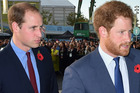 Prince William, Duke of Cambridge, and Prince Harry receive an allowance from their father, Prince Charles. Photo / Getty